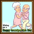 My Grandparents Day Ecard.