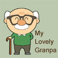 Heartfelt Wishes To My Lovely Granpa!