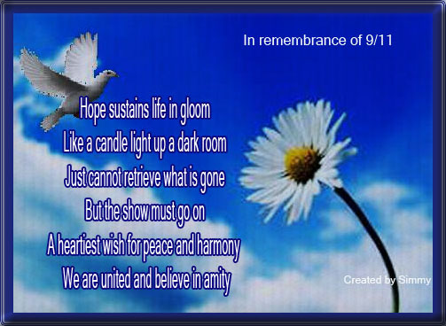In Remembrance Of 9 11 Free Patriot Day Ecards Greeting