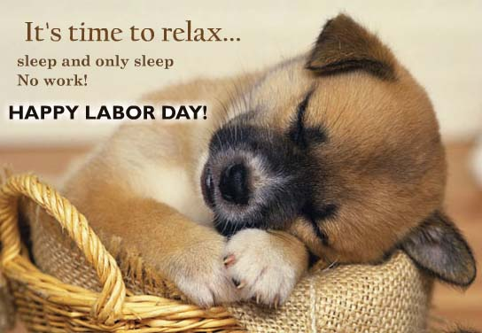 Send Labor Day Ecard!