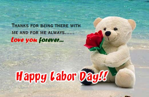 - Send Labor Day Card!