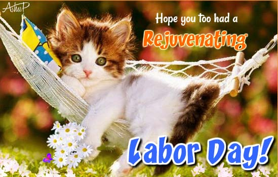 Send Labor Day Wishes!