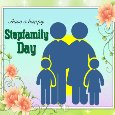 A Happy Stepfamily Card