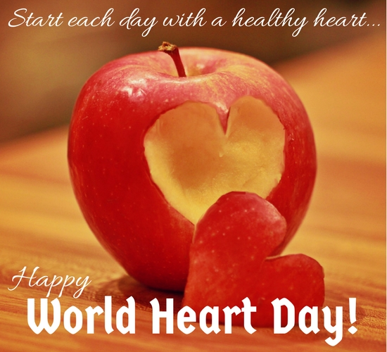 Start Your Day With A Healthy Heart.