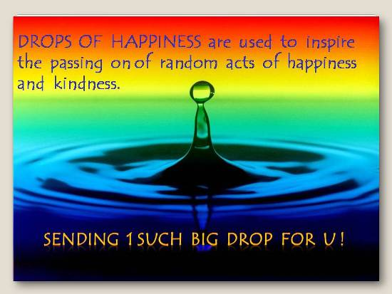 Spread And Share Happiness All Around.