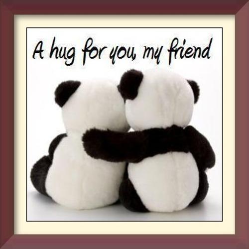 Friendship Hugs & Caring Cards, Free Friendship Hugs