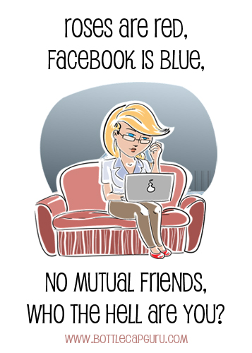 No Mutual Friends.
