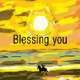 Blessing You Sun...