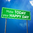Make Today Your Happy Day.