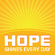 Hope Shines Every Day.