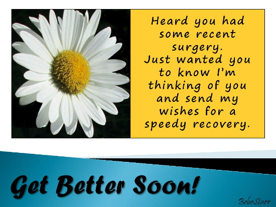 A Daisy For You Free Get Well Soon Ecards Greeting Cards