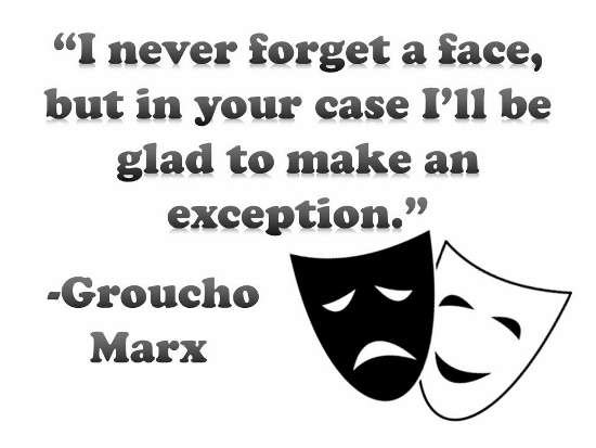 Sometimes You Need Groucho