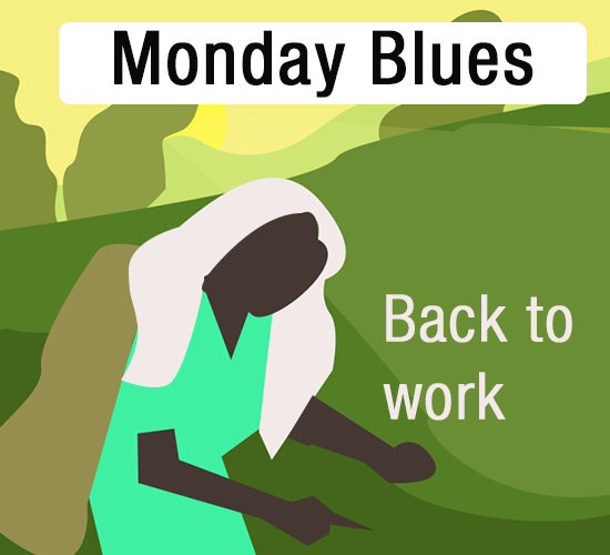 Monday Blues Laborer!