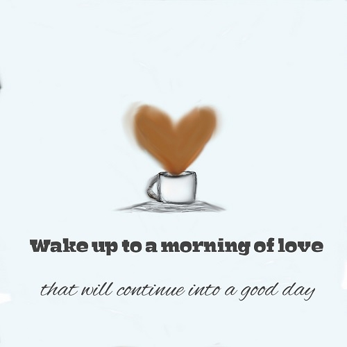 Morning Of Love.