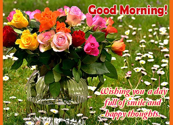 Lovely Morning Wishes.