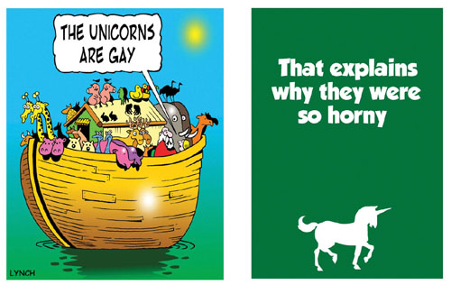 Those Unicorns.