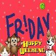 Thank God It's Friday Ecard...