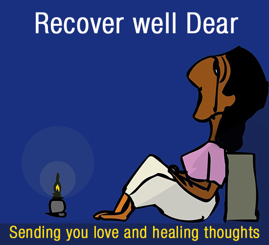 Recover Well Dear.