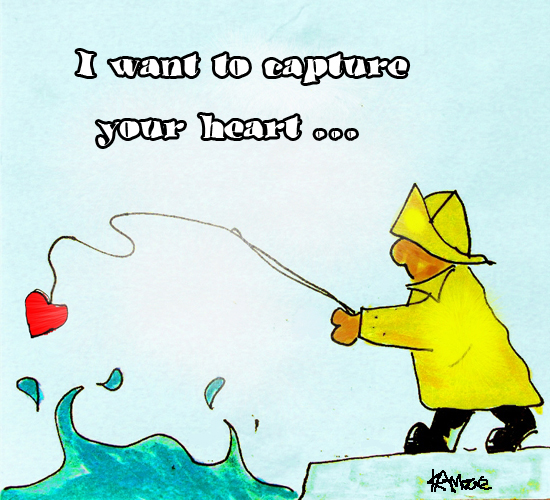 I Want To Capture Your Heart.