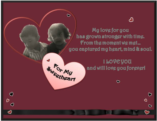 a love that will never end free forever ecards greeting