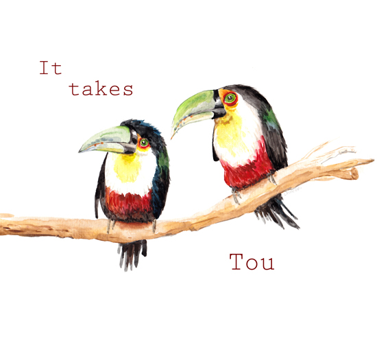 It Takes Tou!