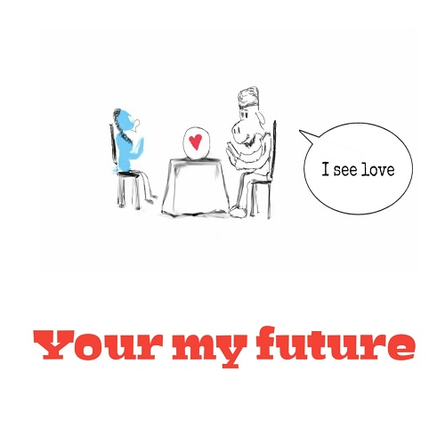 Our Future Is Love.