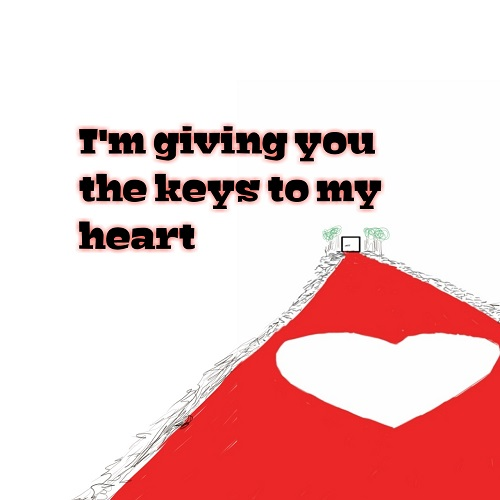 The Key To Your Heart.