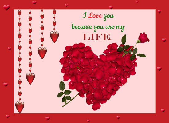 Love You My Life...