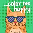 Color Me Happy.