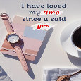 My Time With You...