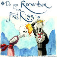 Figmunds First Kiss.