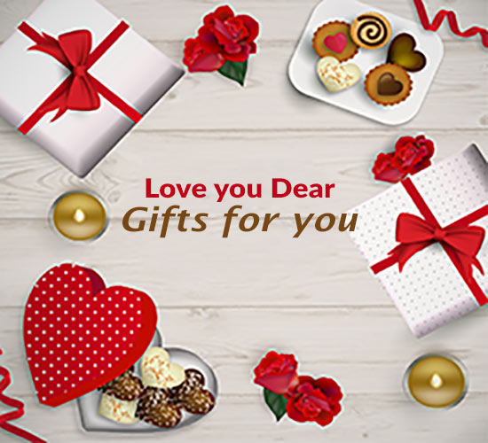 Gifts & Chocolates.