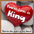 Your Love Is King.