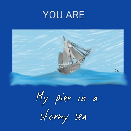 You Are My Pier, You Are My Love.