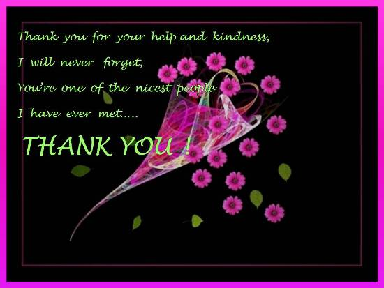 Express Your Heartfelt Thanks Free For Everyone Ecards