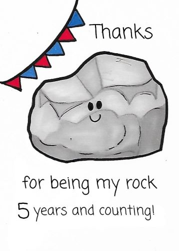 You Are My Rock!