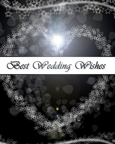 Wedding Wishes...